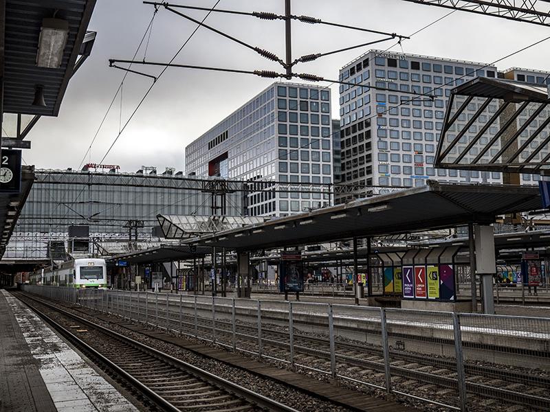 Pasilan rautatieasema